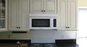 kitchen microwave ideas microwave ovens under cabinet exles natty kitchen cabinets for