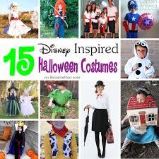 Family Disney Halloween Costumes by 15 Disney Inspired Halloween Costumes Kleinworth U0026 Co