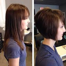 short stacked haircuts for fine hair that show front and back best stacked hairstyles for fine hair photos styles ideas 2018