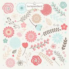 damask clipart shabby chic pencil and in color damask clipart
