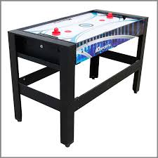 medal sports game table medal sports 6 in 1 flip table 48 inch combination tables amazon