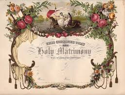 amazing victorian blank marriage certificate the graphics fairy