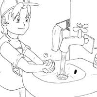 safety first coloring pages