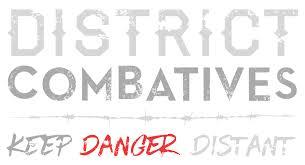 Vanity Card 265 District Combatives Keep Danger Distant