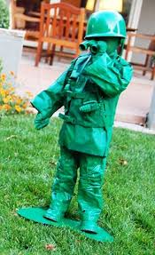 Green Army Man Halloween Costume 10 Cheap Easy U0026 Awesome Diy Halloween Costumes Kids