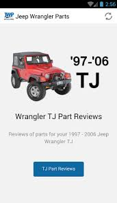 97 jeep wrangler parts jeep wrangler parts android apps on play