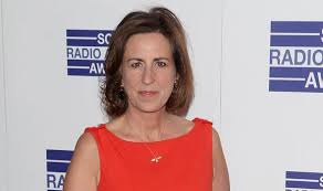 saudi female news anchor bbc presenter kirsty wark blasts top gear for its apparent male bias