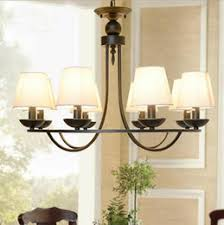 Chandelier With Black Shades Discount Black Fabric Chandelier Shades 2017 Black Fabric