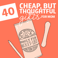 40 cheap but thoughtful gifts for dodo burd