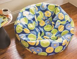 bean bag chair craftfoxes