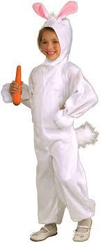 bunny costume forum novelties kids fleece bunny rabbit costume