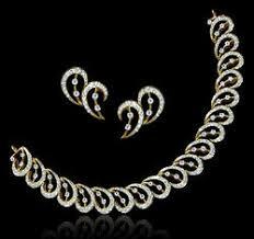 designer diamond sets designer diamond necklace sets manufacturer service provider