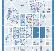 Columbia College Chicago Campus Map by Yale Campus Map My Blog