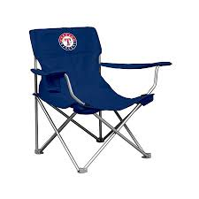 Furniture Lowes Folding Chairs Lowes Shop Logo Chairs Mlb Texas Rangers Steel Folding Camping Chair At