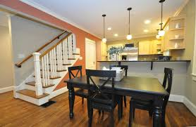 bungalow dining room renovated bungalow for sale in midwood savvy co real estate