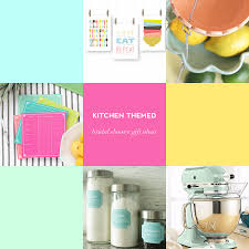 Kitchen Gift Ideas by Kitchen Themed Bridal Shower Gift Ideas U2014 Event 29