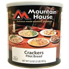Mountain House Food by The Mormonistmountain House Pilot Crackers 10 Can Freeze Dried