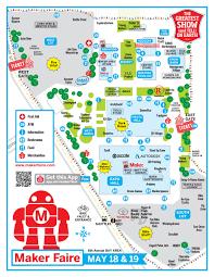 Make Your Own Map Maker Faire Schedule Maker Faire