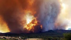 Arizona Firefighters Killed 2015 by Wildfires In Arizona California Utah Force Hundreds From Their Homes