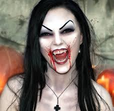 vampire halloween makeup tutorials for creepy halloween look a