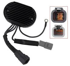 amazon com new voltage regulator fits harley davidson 2007