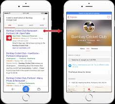 The Open Table Inside Search Find App Content Straight From The Google App U2014now