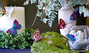 butterfly centerpieces magnetic butterfly accents u s candle company