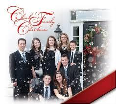 christmas cds clark family christmas clark family