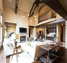 rustic home design ideas rustic living room design airy and cozy rustic living room designs