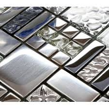kitchen backsplash stainless steel tiles stainless steel tiles for kitchen backsplash and bathroom