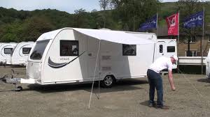 Caravan Rollout Awnings Nr Awnings Sun Shade Youtube
