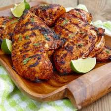 Main Dish Chicken Recipes - main courses tequila lime baked chicken recipe recipe4living