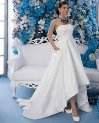 high low wedding dress with sleeves country wedding dresses 2017 high neck sheer sleeves lace