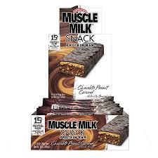 muscle milk light bars upc 660726501214 cytosport muscle milk light protein bar 12 pack