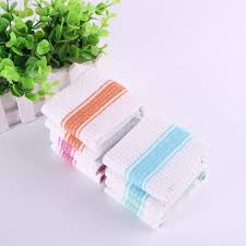 torchons et serviettes cuisine serviettes de cuisine à haute densité de kitchenaid de coton durable