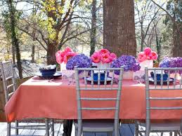 simple decorating ideas for baby and bridal showers hgtv