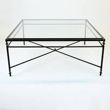 Metal Top Coffee Table Best 25 Square Glass Coffee Table Ideas On Pinterest Glass