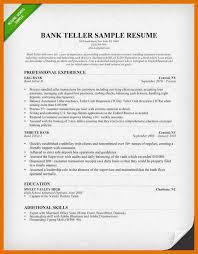 Bank Teller Resume Template 100 Head Teller Resume Cheap College Essay Ghostwriters