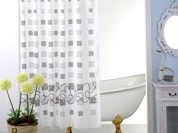 bathroom 25 luxury shower curtain with contemporary grey also