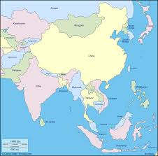 Map Of China And Surrounding Countries by Who We Are U2014 Allianz Mission In Vietnam