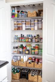 kitchen pantry storage cabinet ideas kitchen pantry organization ideas simple and easy to maintain