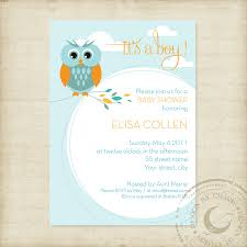 Party Cards Invitations To Print Color Baby Shower Invitation Cards