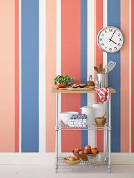 painting walls painting multicolored stripes on a wall hgtv