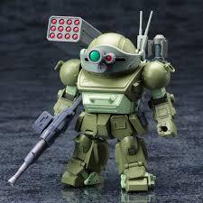 armored trooper votoms armored trooper votoms d style scopedog berkoff squad custom
