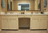 Red Bathroom Cabinets Painting Bathroom Cabinets Color Ideas Do Not Get The Wrong