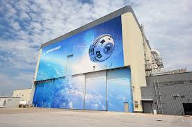 boeing opens renovated shuttle facility for starliner crewed boeing opens renovated shuttle facility for starliner crewed space capsule
