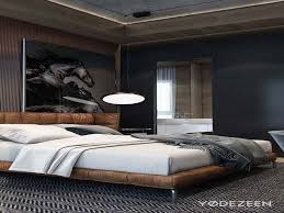 industrial bedrooms mens bed home design and decor