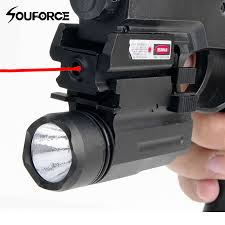 laser light combo for glock 22 red laser sight and glock flashlight combo tactical rifle lights for