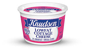 How Many Calories Cottage Cheese by Knudsen Products Cottage Cheese