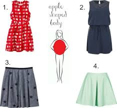 dresses for apple shape the best skirt style for your shape yummymummyclub ca